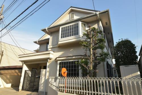 Exterior of Hiroo 2-chome House C