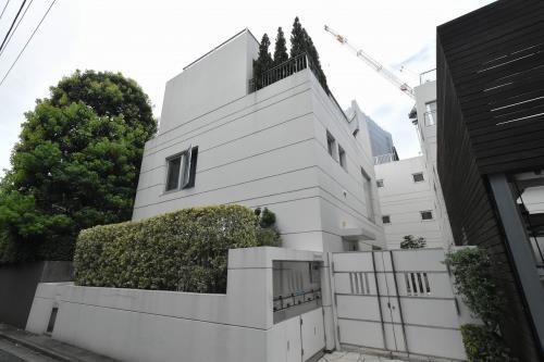 Exterior of Terrace Nogizaka