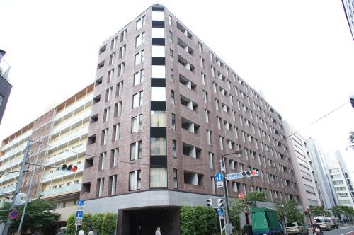 Exterior of シティハウス東京新橋