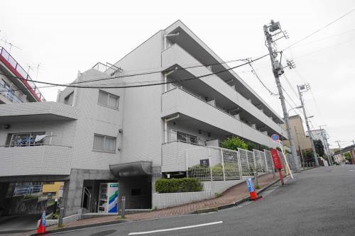 Exterior of Comforia Meguro Chojamaru
