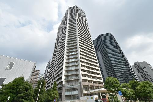 Exterior of Cosmopolice Shinagawa