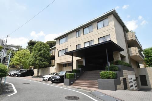 Exterior of The Residence Meguro