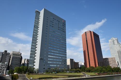 Exterior of Nichirei Higashi-ginza Residence