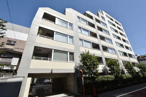 Exterior of パークハウス目黒東山
