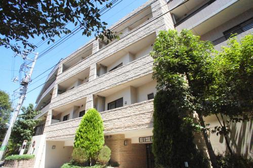 Exterior of Residence Yoyogi-koen