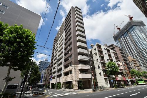 Exterior of HF Shirokane-Takanawa Residence