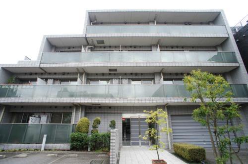 Exterior of PERCH Minami-aoyama