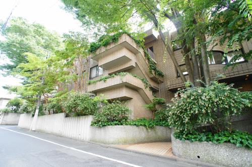 Exterior of Apartment Inagi