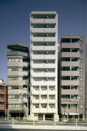 Exterior of RESIDIA Hiro-o 2