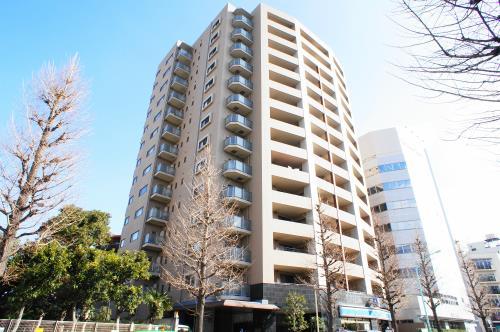 Exterior of Grand Heights Yoyogi