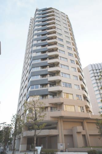 Exterior of カスタリアタワー品川シーサイド