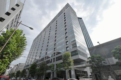 Exterior of Chiyoda First Heights