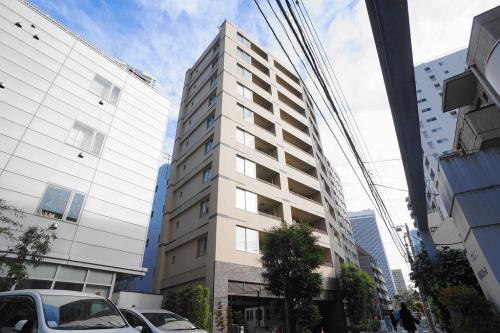 Exterior of Park Habio Akasaka Hikawacho
