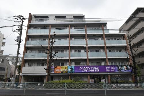 Exterior of Apartments Toritsudaigaku