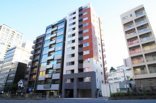Exterior of RESIDIA Higashi-azabu