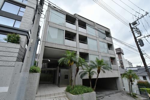 Exterior of Residia Meguro 2