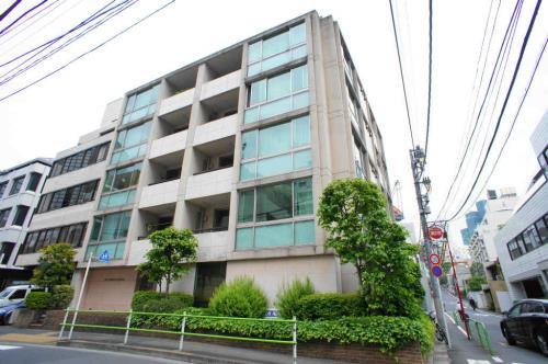 Exterior of City Terrace Akasaka