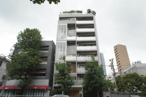 Exterior of パークレジデンス南青山