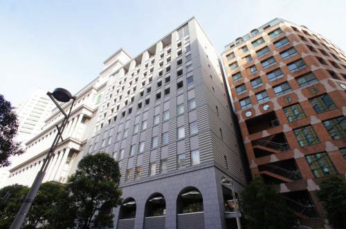 Exterior of グラディート汐留ロッソ