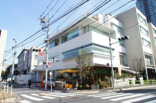 Exterior of Urban Style Roppongi Mikawadai