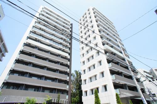 Exterior of Park Axis Shibuya Sakuragaoka