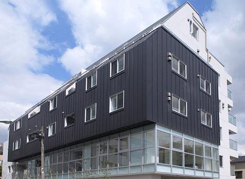 Exterior of Apartments Fudomae