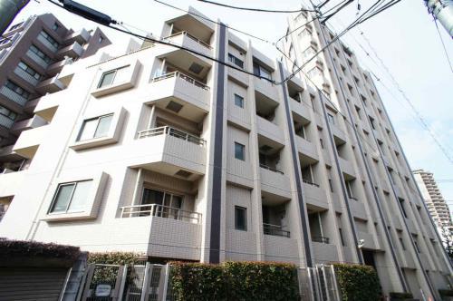Exterior of KDXレジデンス麻布仙台坂