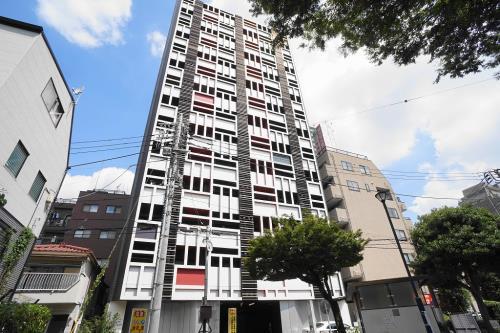 Exterior of IPSE Shinjuku-Wakamatsu-cho
