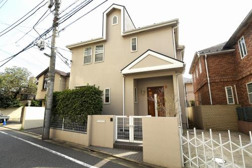 Exterior of Saigo Compound B