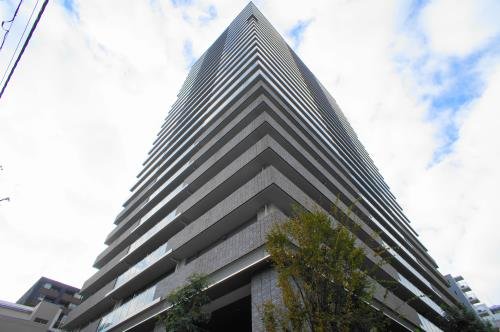 Exterior of Lieto Court Arx Tower