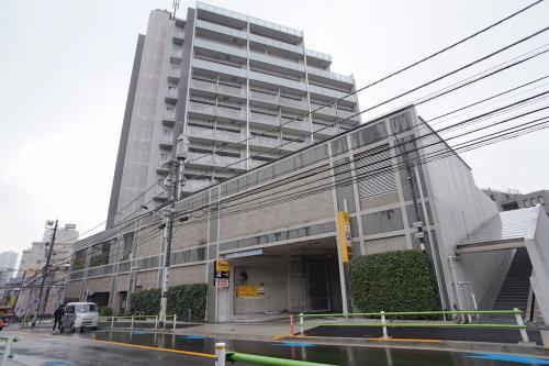Exterior of BPR Residence Mita-Isaragozaka