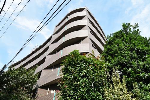 Exterior of シルフィード南平台