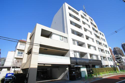 Exterior of レジディア恵比寿南