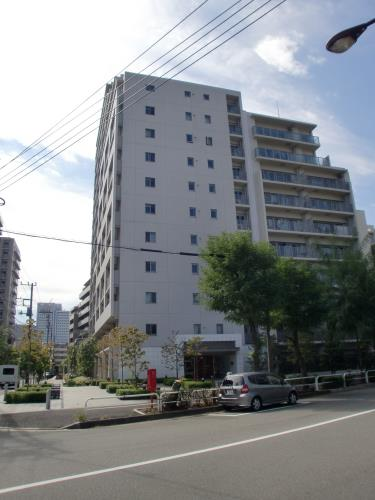 Exterior of Park Cube Higashi-shinagawa