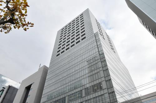 Exterior of Shinagawa Glass Residence