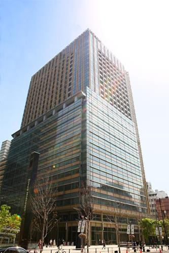 Exterior of Tokyo Midtown Residences