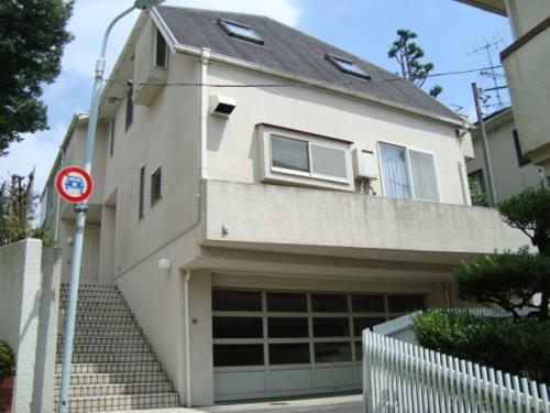 Exterior of Kuroda Duplex B