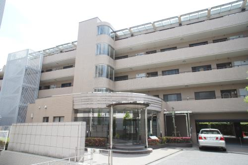 Exterior of Urban Court Ichigaya