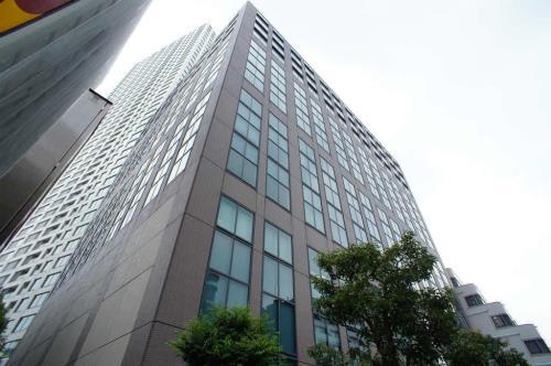 Exterior of Kamiyacho Prime Place