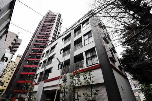 Exterior of Residia Tower Nakameguro