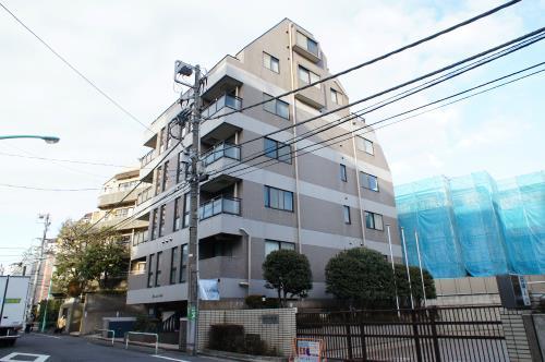 Exterior of Hill Crest Daikanyama