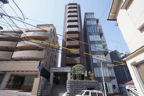 Exterior of CITY SPIRE半蔵門
