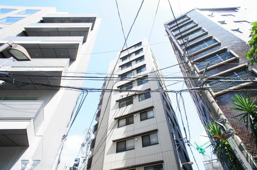Exterior of レジディア広尾南