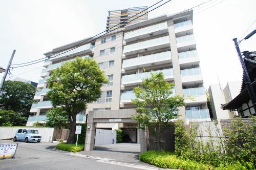 Exterior of フォレセーヌ霊南坂レジデンス