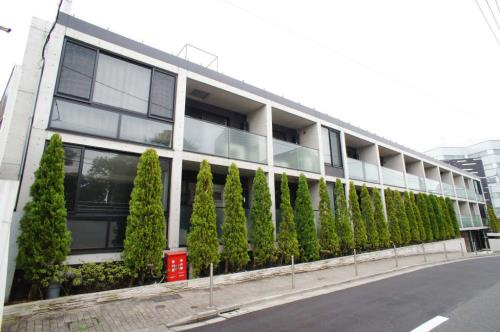 Exterior of Castalia Meguro Chojyamaru