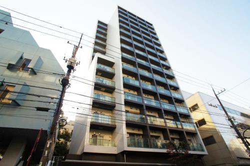 Exterior of Residia Ichigaya 2
