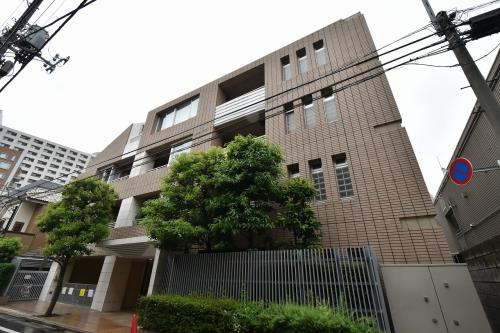 Exterior of Diana Court Takanawa Acordo