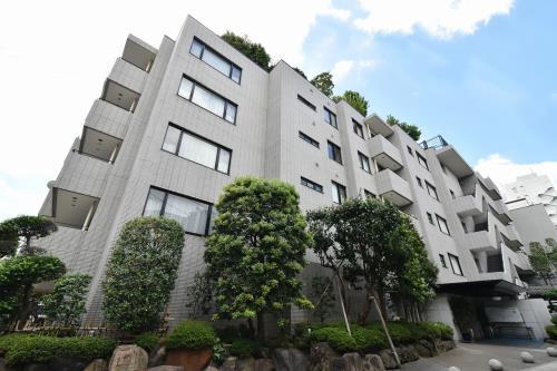 Exterior of Tiara Shimazuyama