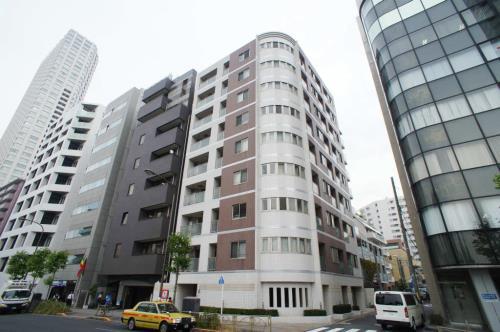 Exterior of カスタリア高輪台