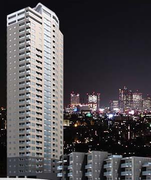 Exterior of Prime Urban Shinjuku Natsumezaka